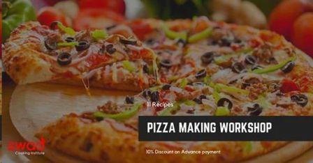 Pizza Making Offline Workshop (Varachha)