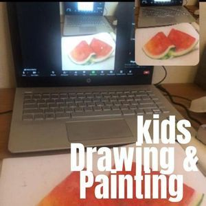 Drawing & Painting for kids-Virtual