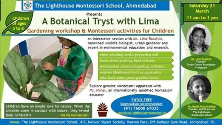 A Botanical Tryst with Lima - Gardening & Montess