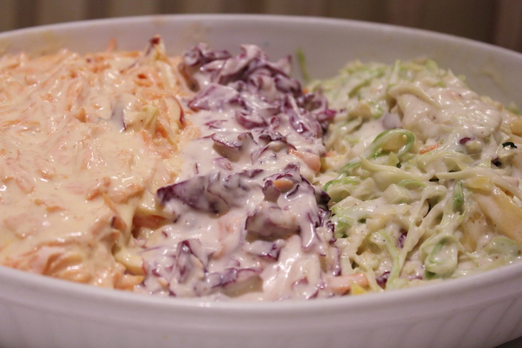 #CelladEatery - #Tripple #Coleslaw