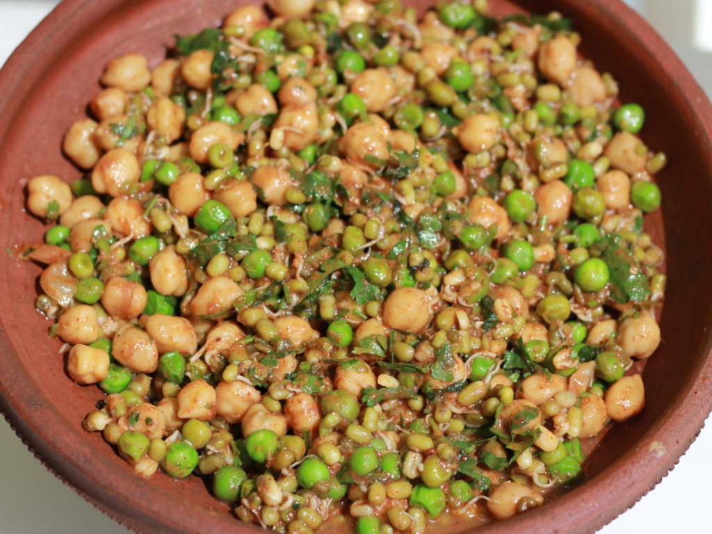 #CelladEatery - #Curried #Chickpeas #Salad