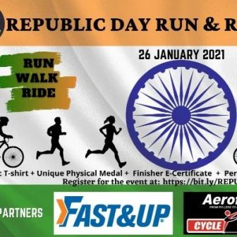 REPUBLIC DAY RUN & RIDE 2021