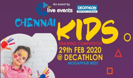 Chennai Kids Drawing Competition