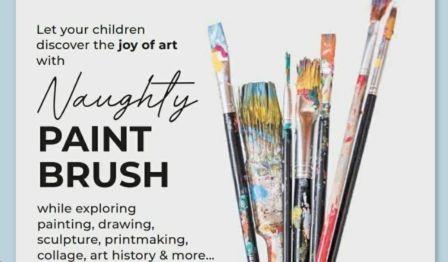 Naughty paint brush - With Sanchi Dharia and Deepti Parikh