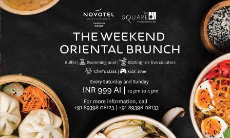 The Weekend Oriental Brunch