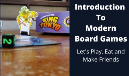 TableTop Saturday with Board Games