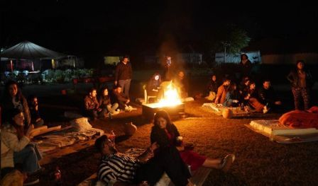 The Gig Night Camps