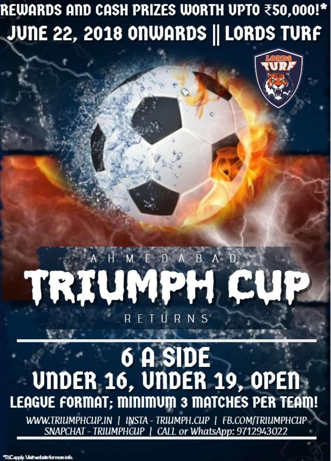 Triumph Football Championship