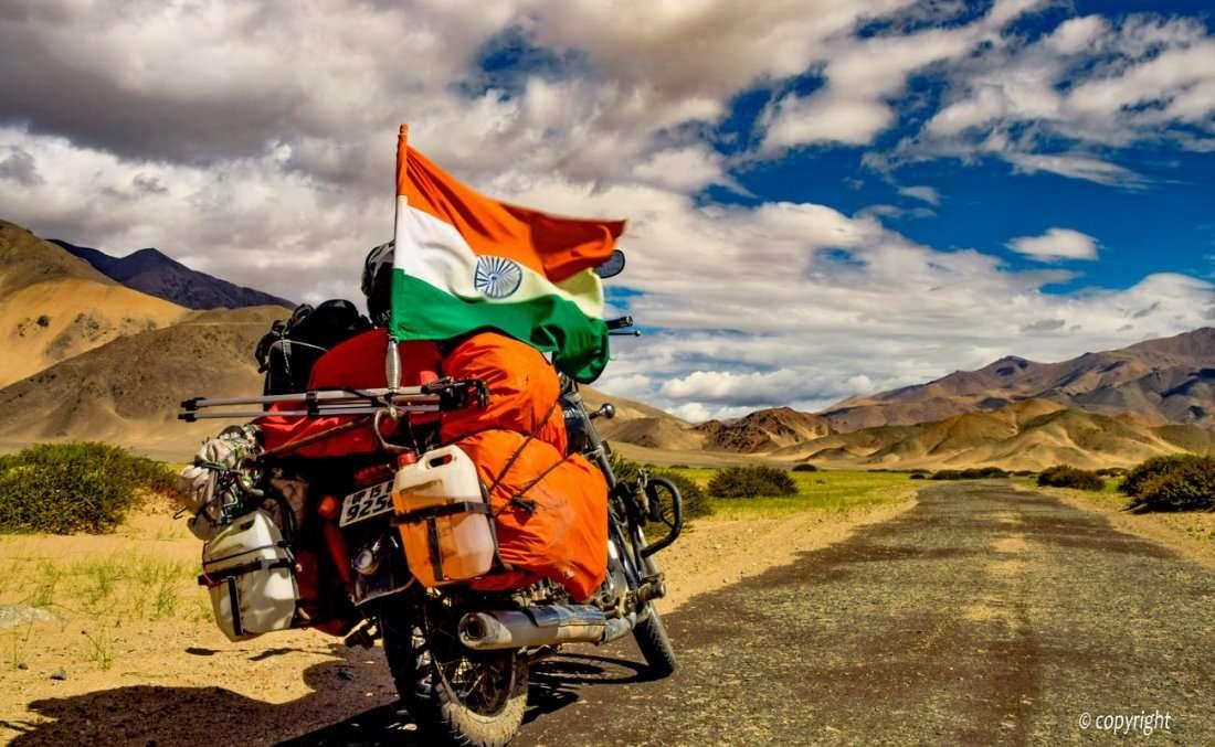 Ladakh Bike Trip Ex Manali(11D)