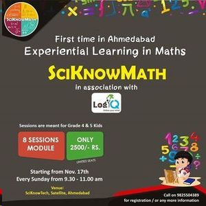 SciKnowMath - Experiential Math Module (Full !!)