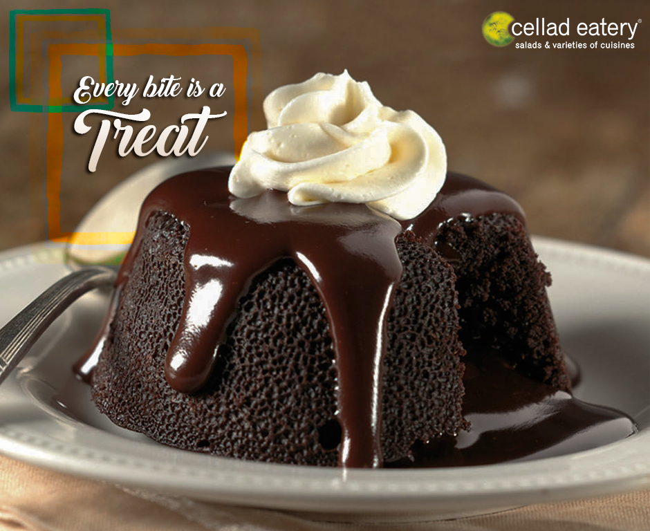 Every bite is a treat  - at Cellad Eatery
