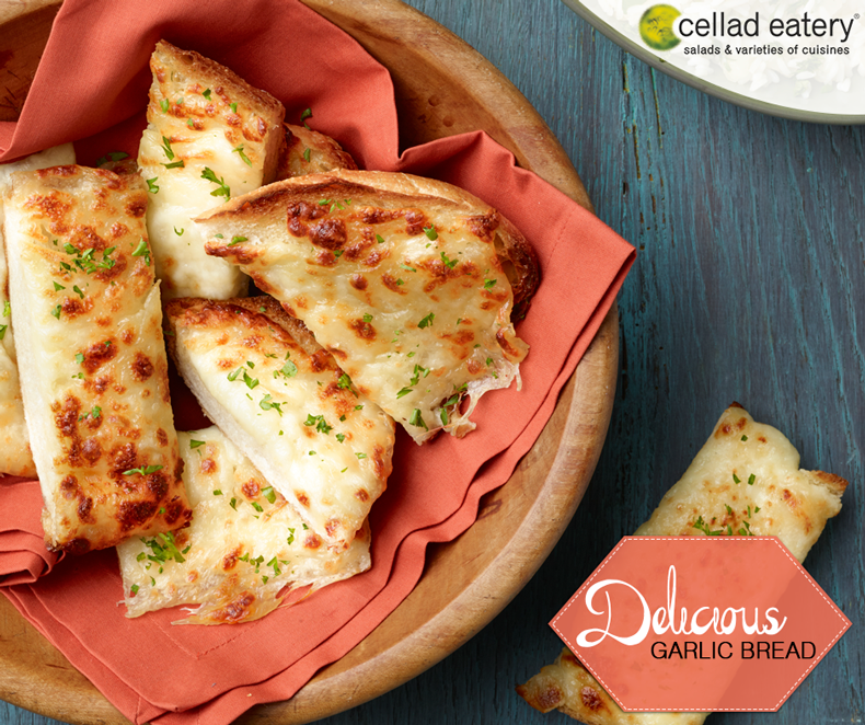 Walk in and enjoy the delicious healthy delights - at Cellad Eatery