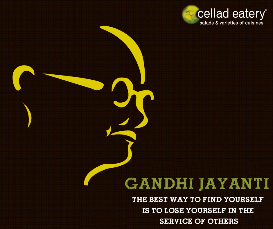 Let us remember the man whose vision guided our nation - Cellad Eatery