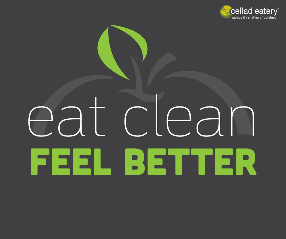 Get more energy - at Cellad Eatery