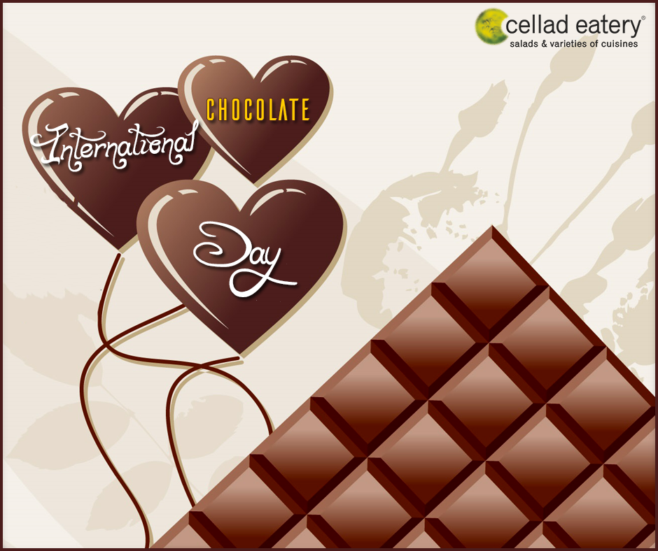 International Chocolate Day 2016 - at Cellad Eatery