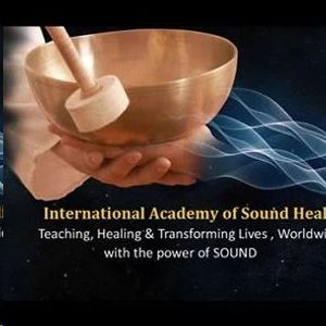 Professional Level 2 Sound Healing & Training Work