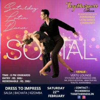 Togetherness Saturday Latin Dance Socials