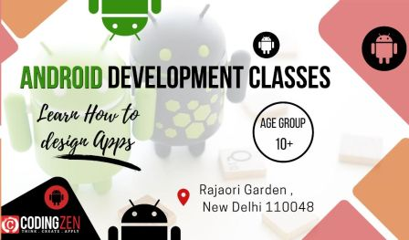 Android Development Classes For Kids
