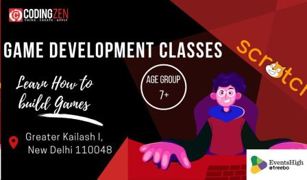Game Development Classes For Kids