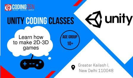 Unity Classes For Kids