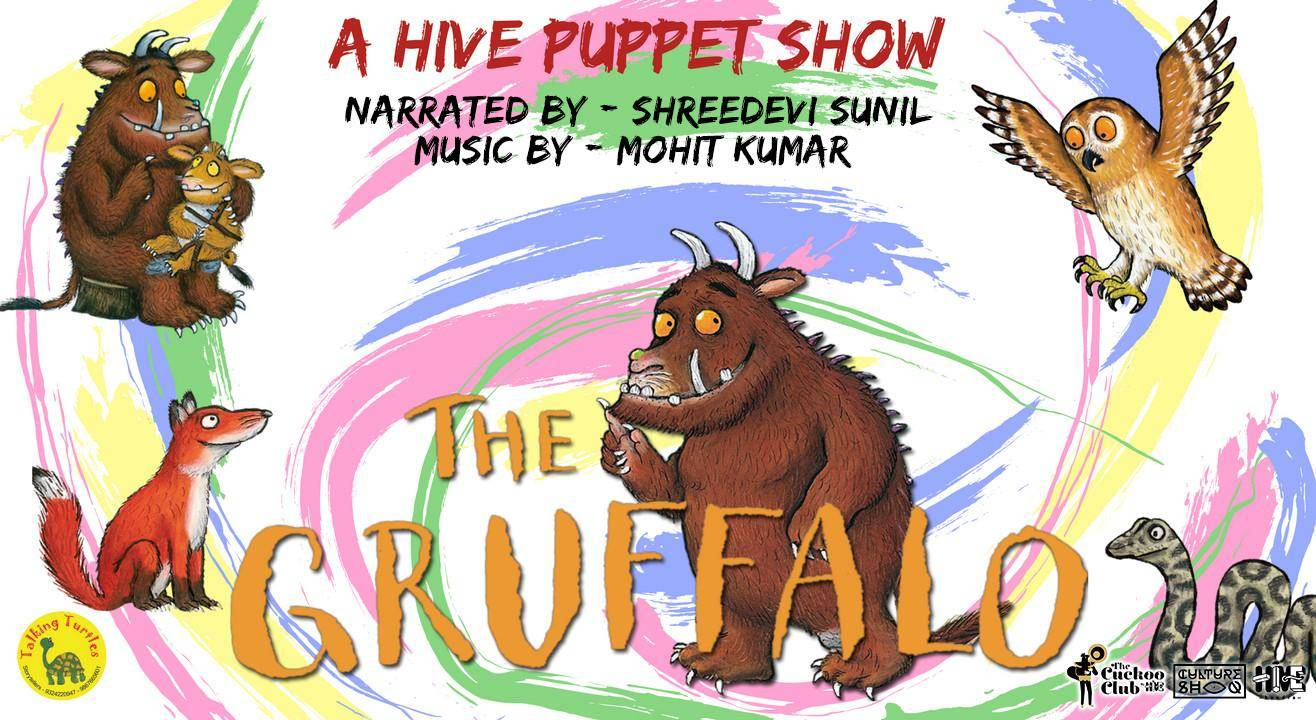 The Gruffalo: A Hive Puppet Show