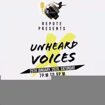 Unheard Voices: Music Open Mic