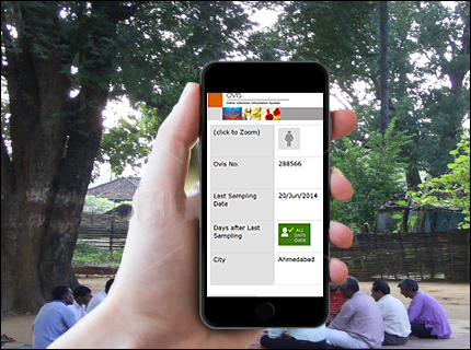 Inforcom launches Mobile tracking for Human Volunteers for CRO