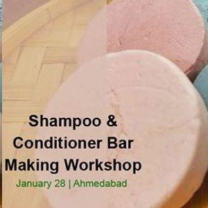 Shampoo & conditioner Bar Making Workshop