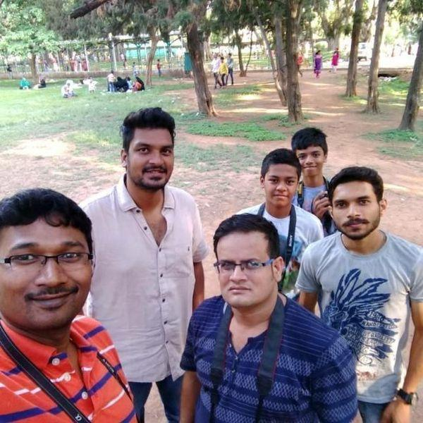 Photography Camp - 5 Days - Hands On - Praticals