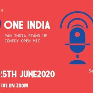 One India - A Pan- India Open Mic