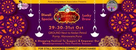 DIWALI SHOPPING FESTIVAL - CONSUMER EXPO