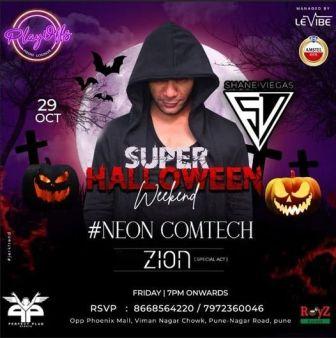 Super Halloween Weekend