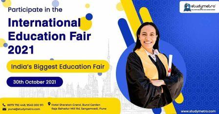 International Students Education Fair - Oct 2021 Pune