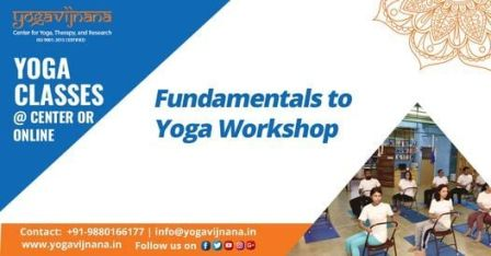 Fundamentals to Yoga Workshop