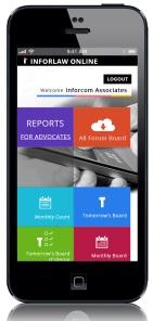 Advocates Dream come true - Get Personal Board for Multiple courts on mobile - in a click