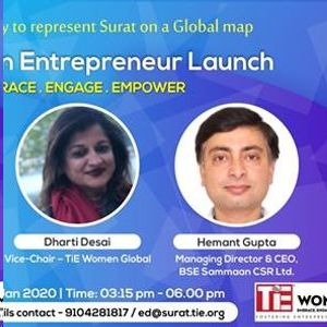 TiE Women Entrepreneur Launch Event