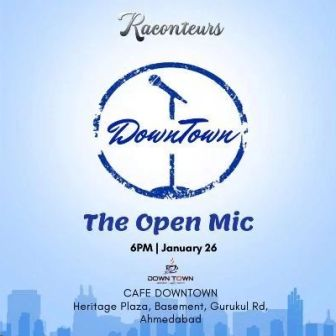 DownTown - The Open Mic