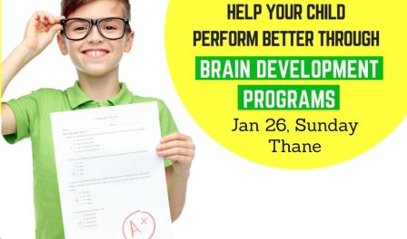 Unleash Your Child`s Brain Power - Workshop for kids aged 5 to 16 years