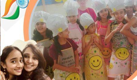 Kid`s Cookout with Darshana & Chhavi Nahata - With Darshana Nahata