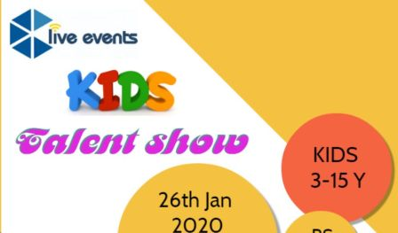 Republic Day Kids Talent show