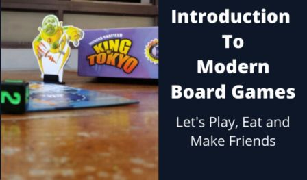 Introduction to Modern Board Games