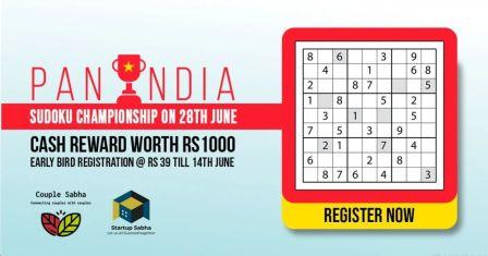 Pan India Sudoku Championship (PISC)