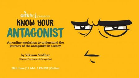 Know your Antagonist - An Online Workshop
