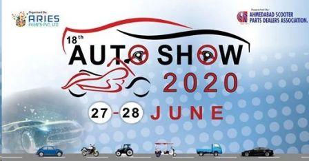 Auto show 2020