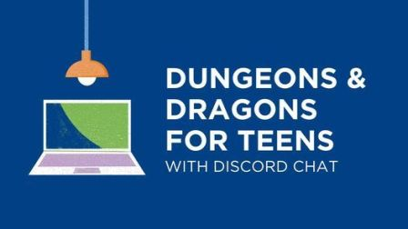 Dungeons & Dragons for Teens