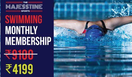 Swimming Membership in HSR