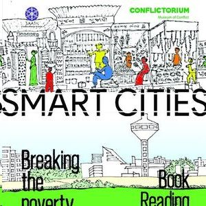 Book reading - Smart cities: Breaking the poverty barrier