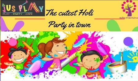 Rang Barse 2.0 - Holi Fiesta for kids