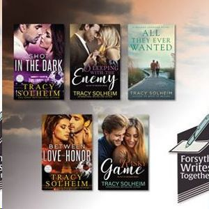 Not Just Happily Ever After with author Tracy Solheim
