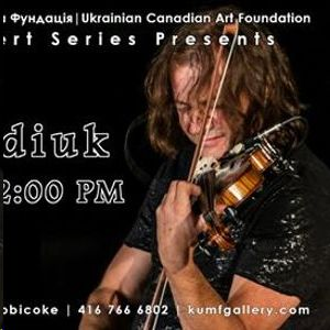 Vasyl Popadiuk In KUMF Virtual Concert Series